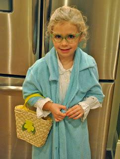 How to dress up like an old lady
