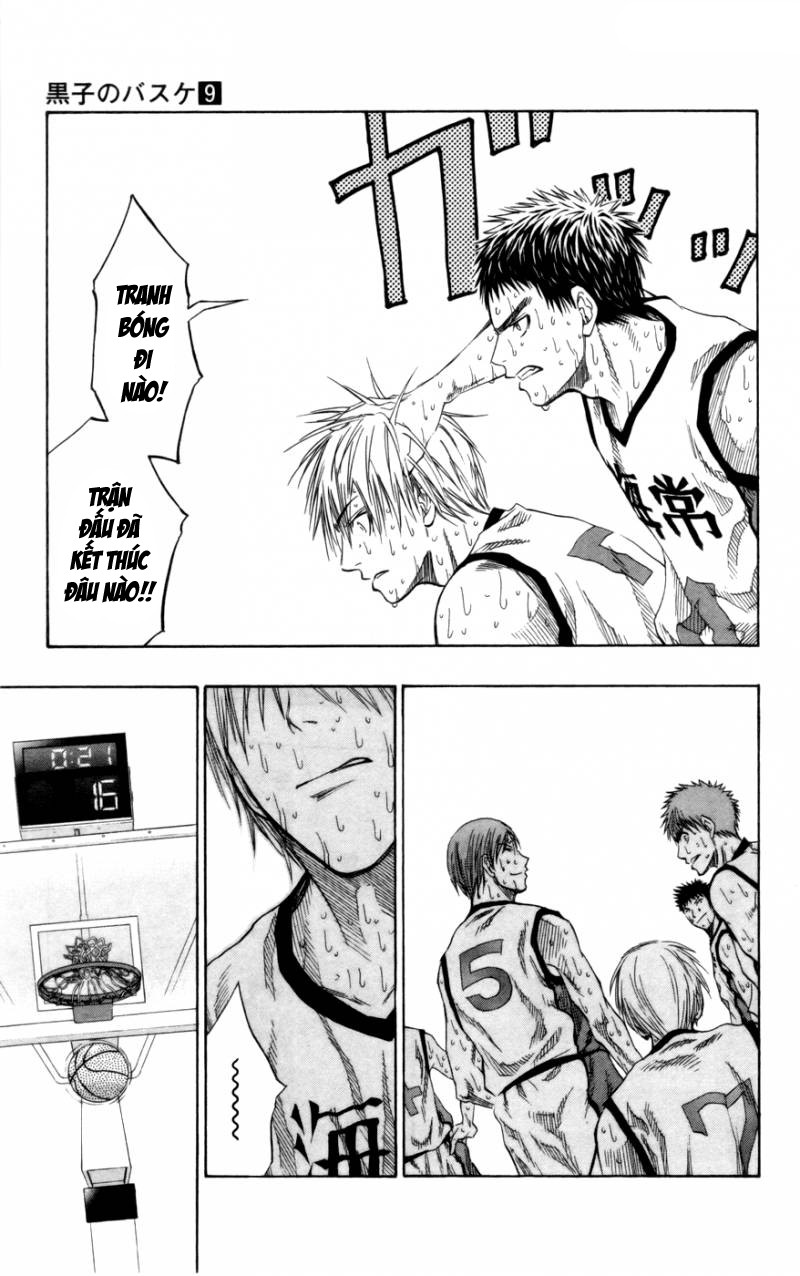 Kuroko No Basket chap 072 trang 12