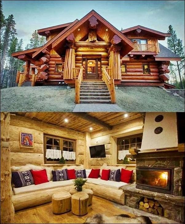 foto casa madeira rustica 9