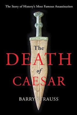 The Death of Caesar by Barry Strauss - book cover