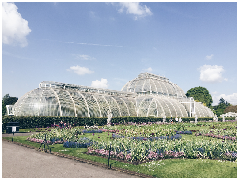 travel diary, london, kew gardens