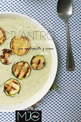 Coriander Soup