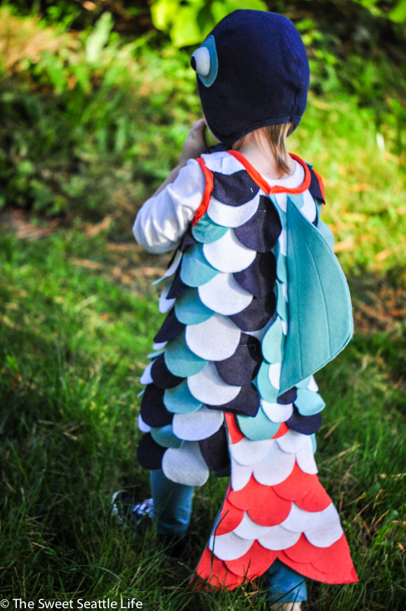 Fish Costume Diy 14