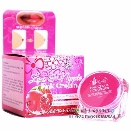 Lips & Nipple Pink Cream V'asia