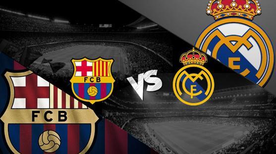 Jadwal EL Clasico Real Madrid vs Barcelona