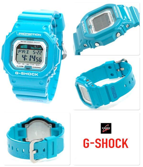 Stlobeli House: G-shock GLX-5600A-2DR (original)