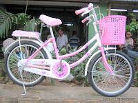 Sepeda Mini GoodWay 20 Inci