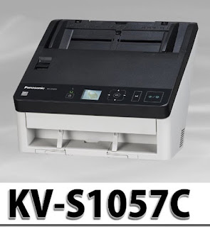 Download Panasonic KV-S1057C Driver Scanner