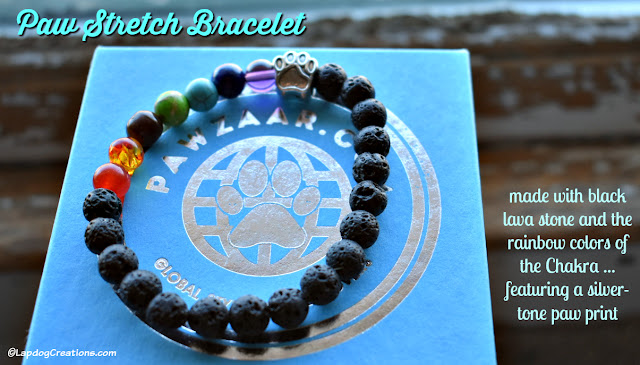 Paw Stretch Bracelet from PawZaar dog mom