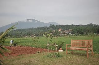 Objek Wisata Alam Gunung Unggaran
