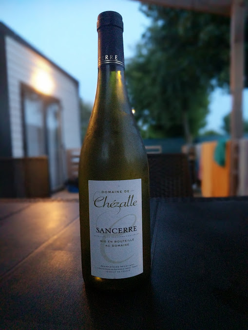 Les Ecureuils Campsite, Vendee - A Eurocamp Site near Puy du Fou (Full Review) - sancerre wine
