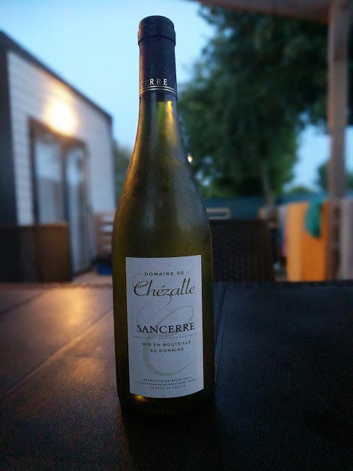 Les Ecureuils Campsite, Vendee - A Eurocamp Site near Puy du Fou (Full Review) - sancerre wine