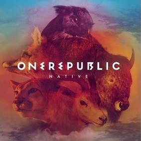 OneRepublic, drop, Native, deluxe, tracks, New, CD, Cover, Image