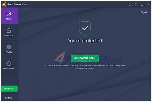 Avast Free AntiVirus 2017 17.4.2294.0 Final Terbaru