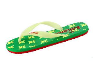 Beat the heat with Bahamas's cool slippers