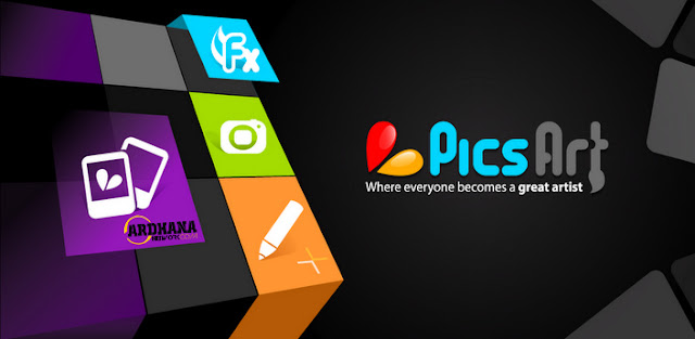 PicsArt Photo Studio FULL v5.3.4 Apk