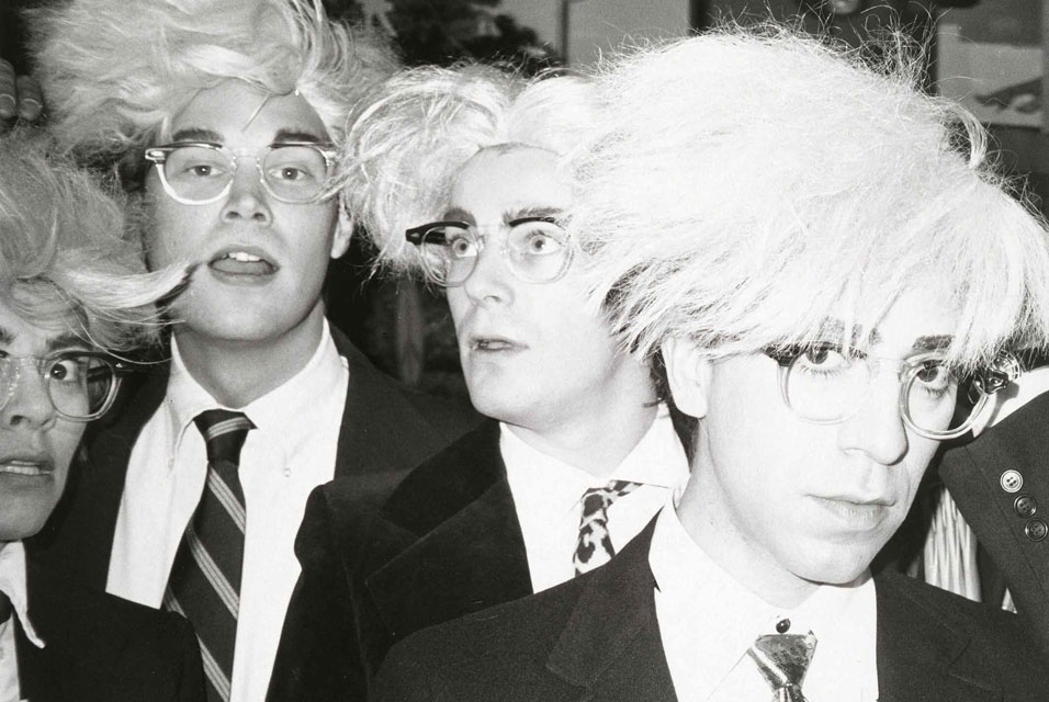 Andy Warhols Wig A Defining Art Object