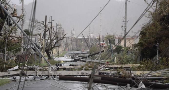 Puerto Rico busca reconstruirse tras el huracán María