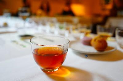 Le Chameau Bleu - Dégustation de thé aromatisé chez Mariage Frères Paris