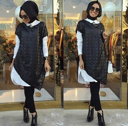 hijab mode tenue moderne pour femme musulmane hijab et voile mode style mariage et fashion. Black Bedroom Furniture Sets. Home Design Ideas