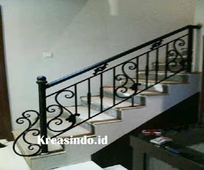 Harga dan Model Railing dan Balkon Besi Semi Tempa Terbaru
