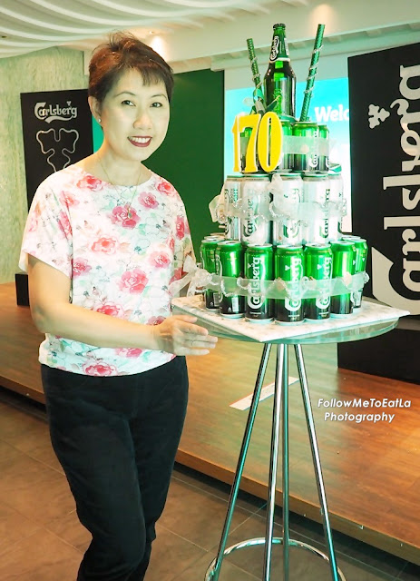 """""""What's Brewing at Carlsberg's Probably the Best Brewery Tour ~ VIP Brewery Tour Ex-Beer-ience In Shah Alam"""