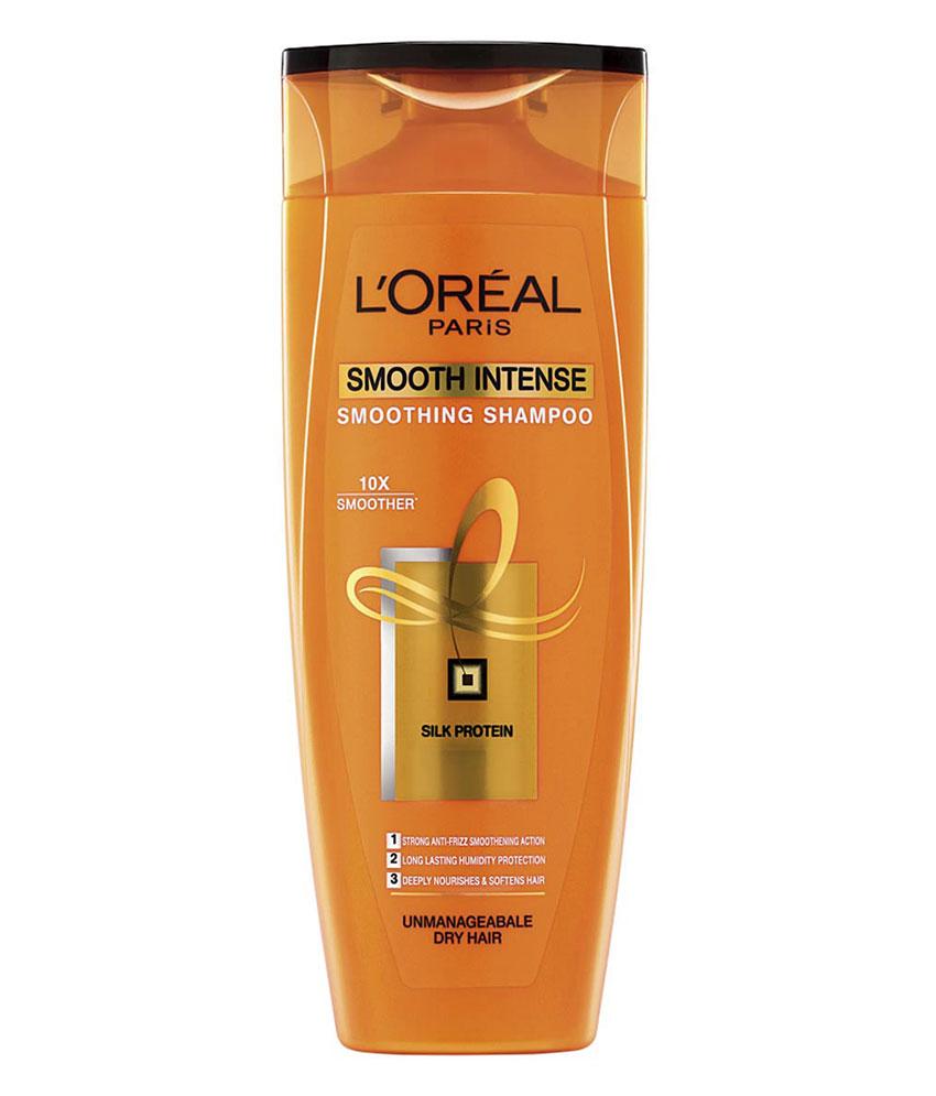 Loreal Paris Smooth Intense Smoothing Shampoo 330 ML