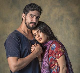 """Órfãos da Terra: Insegura, Laila questiona Jamil: """"Você sente alguma coisa por Dalila?"""""""