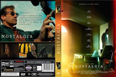 CARATULA NOSTALGIA 2018 [COVER DVD]