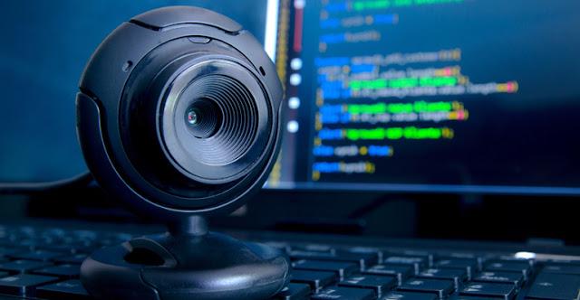 Web Camera, peretasan Webcam melalui jarak jauh