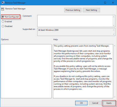 mengatasi Task Manager has been disabled by your administrator-gambar2