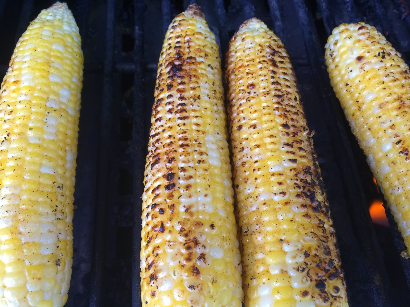 Avis So Cook Southern Idaho Journal Grilled Garlic Lime Corn On The Cob