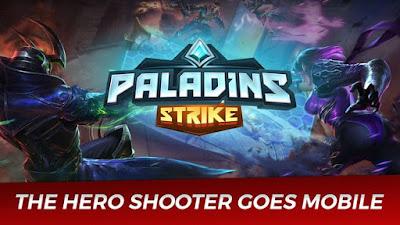 Paladins Strike MOD APK