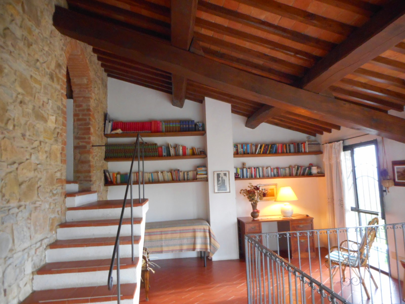 Rooms for rent in Tuscany
