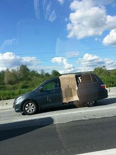 reparando puerta de mi Van