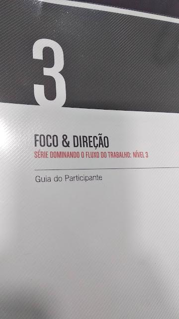 Curso Nível 3 do GTD - Foco e Direção