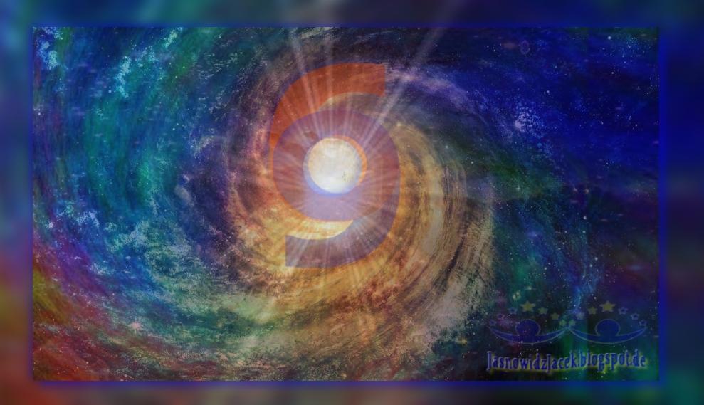 KOSMICZNA SPIRALA MATEMATYKA LICZBY 6 i 9