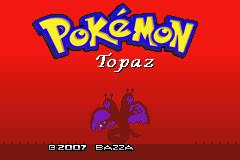 pokemon topaz cover
