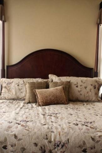 warna cat kamar tidur krem natural