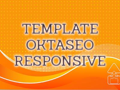 Template Terbaru 2017 OktaSeo Template Blogger Responsive Download Gratis