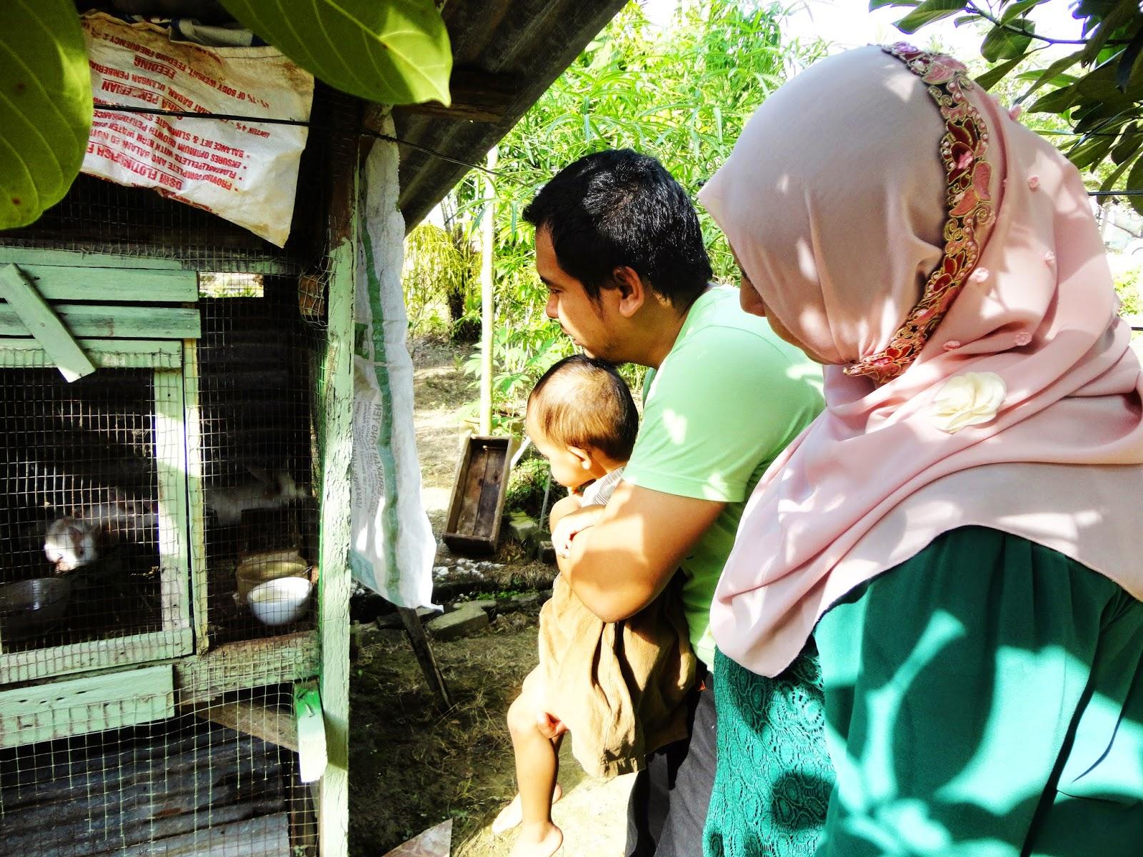 Arnab Belaan Blogger Zaza Zehra di Jengka, Pahang