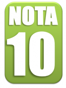 Resultado de imagem para NOTA 10