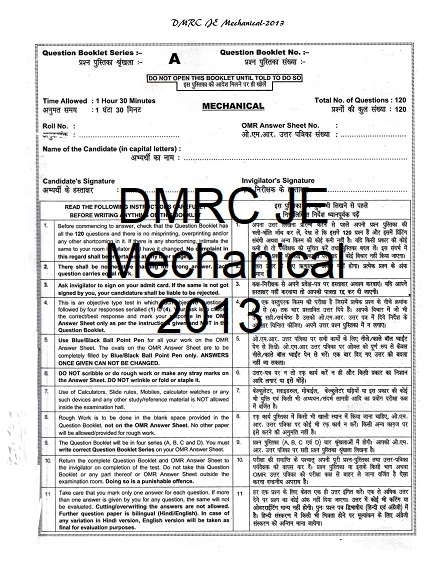 dmrc-je-mechanical-questions