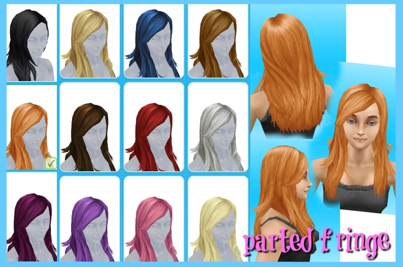 SimsFreeplay : Sims Freeplay : Boutique Hair Event