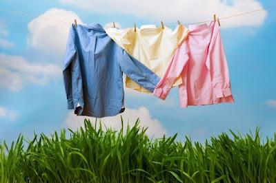 Những bước hoạt động của máy giặt