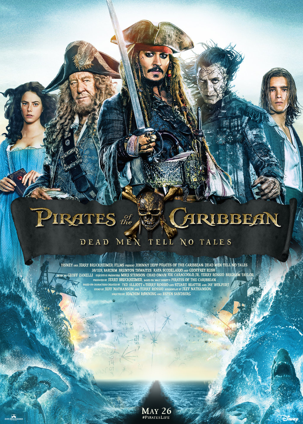 Pirates Of The Caribbean 5 Stream