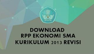 rpp ekonomi kelas xii kurikulum 2013