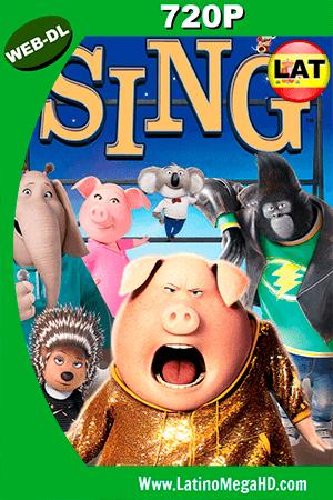 Sing: ¡Ven y canta! (2016) Latino HD WEB-DL 720P ()