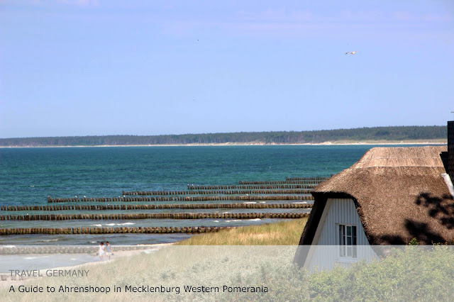 Travel Germany. A guide to Ahrenshoop in Mecklenburg Western Pomerania