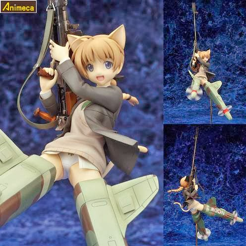 Lynette Bishop FIGURE STRIKE WITCHES 2 ALTER